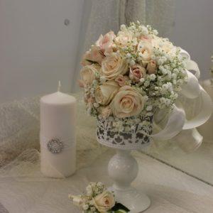 Vjenčani buket 43VB