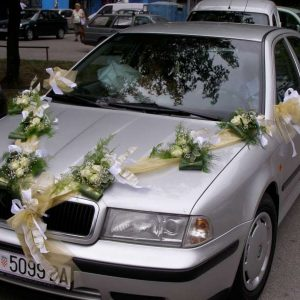 dekoracija auta primjer br. 2