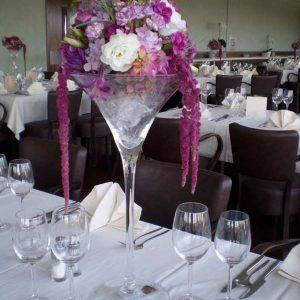 dekoracija stolova za goste primjer br. 2