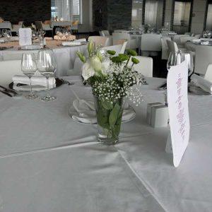 dekoracija stola za goste primjer br. 1