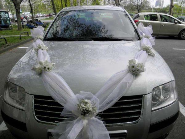 dekoracija auta primjer br. 1