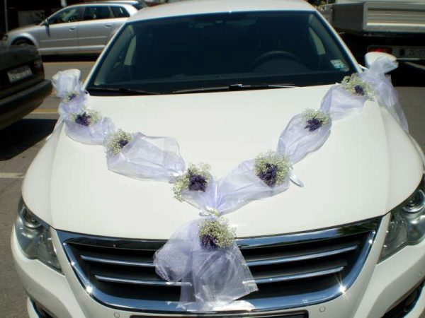 dekoracija auta primjer br. 3