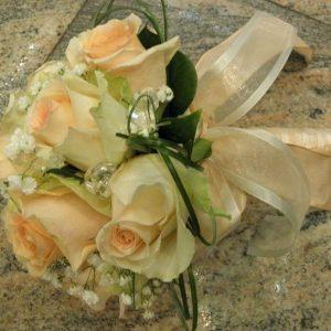 Vjenčani buket primjer br. 1