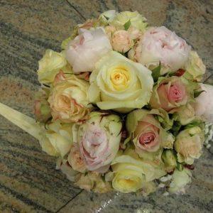 Vjenčani buket primjer br. 2