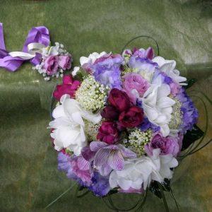 Vjenčani buket 11VB