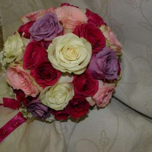 Vjenčani buket 12VB