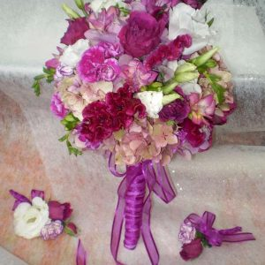 Vjenčani buket 17VB