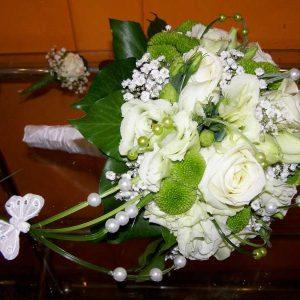 Vjenčani buket 18VB
