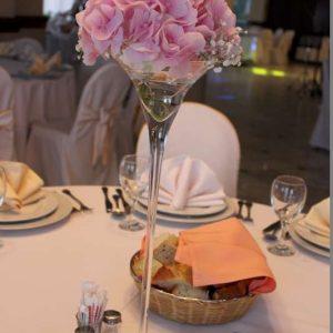 dekoracija stolova za goste 1DSG