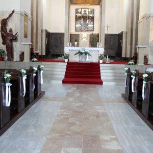 Dekoracija crkve 1DC