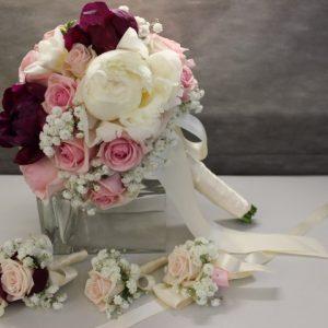 Vjenčani buket 61N